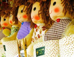 muñecas-de-trapo