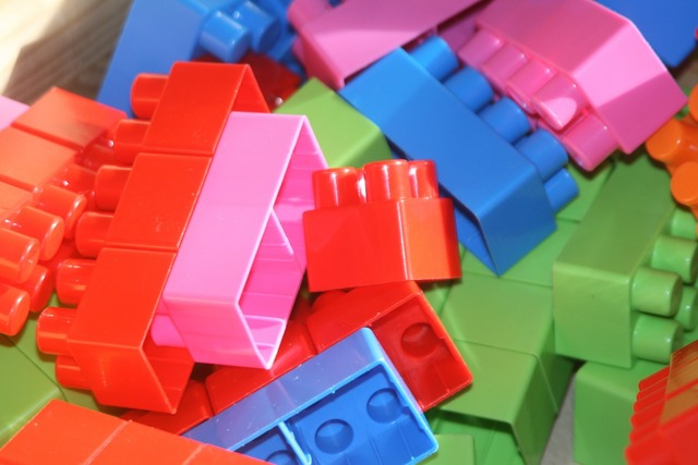 bloques de lego para juntar