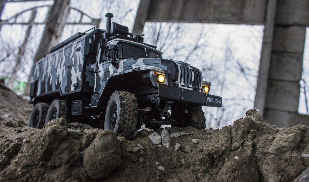 mejor camión radiocontrol