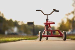 Beneficios-De-Los-Triciclos-Para-Niños