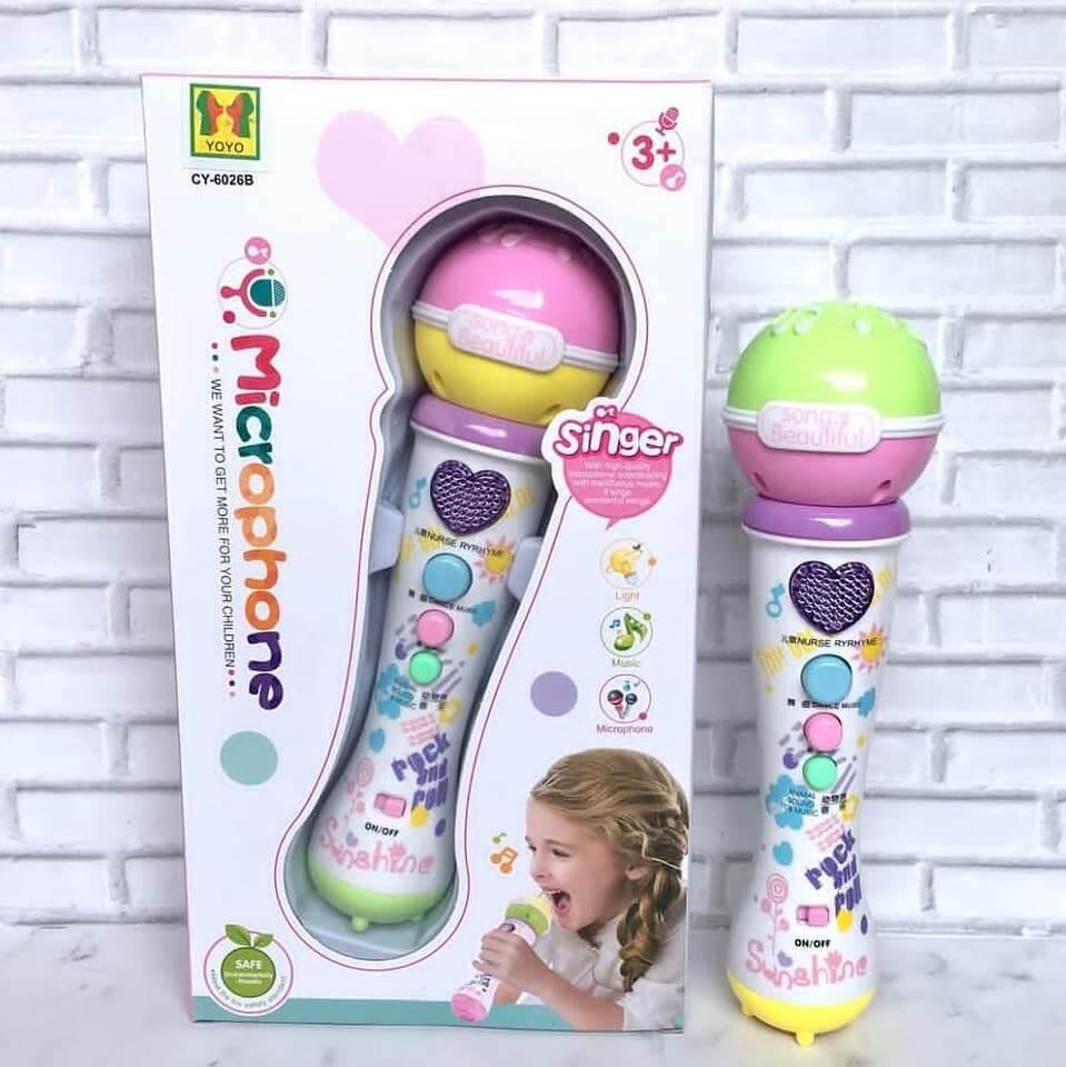 comprar-un-micrófono-para-niños