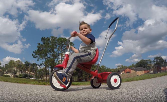 triciclo evolutivo