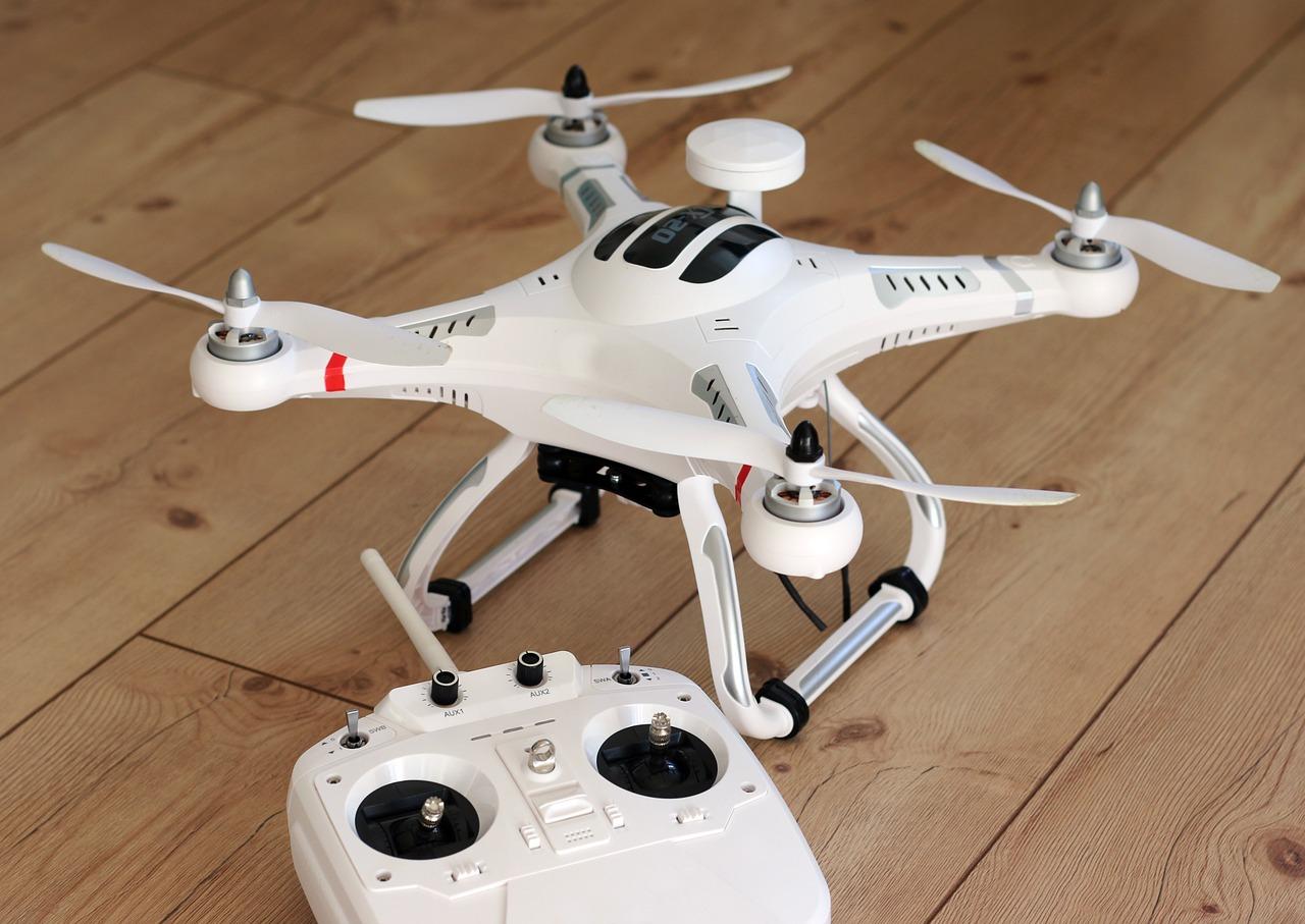 drone-a-control-remoto
