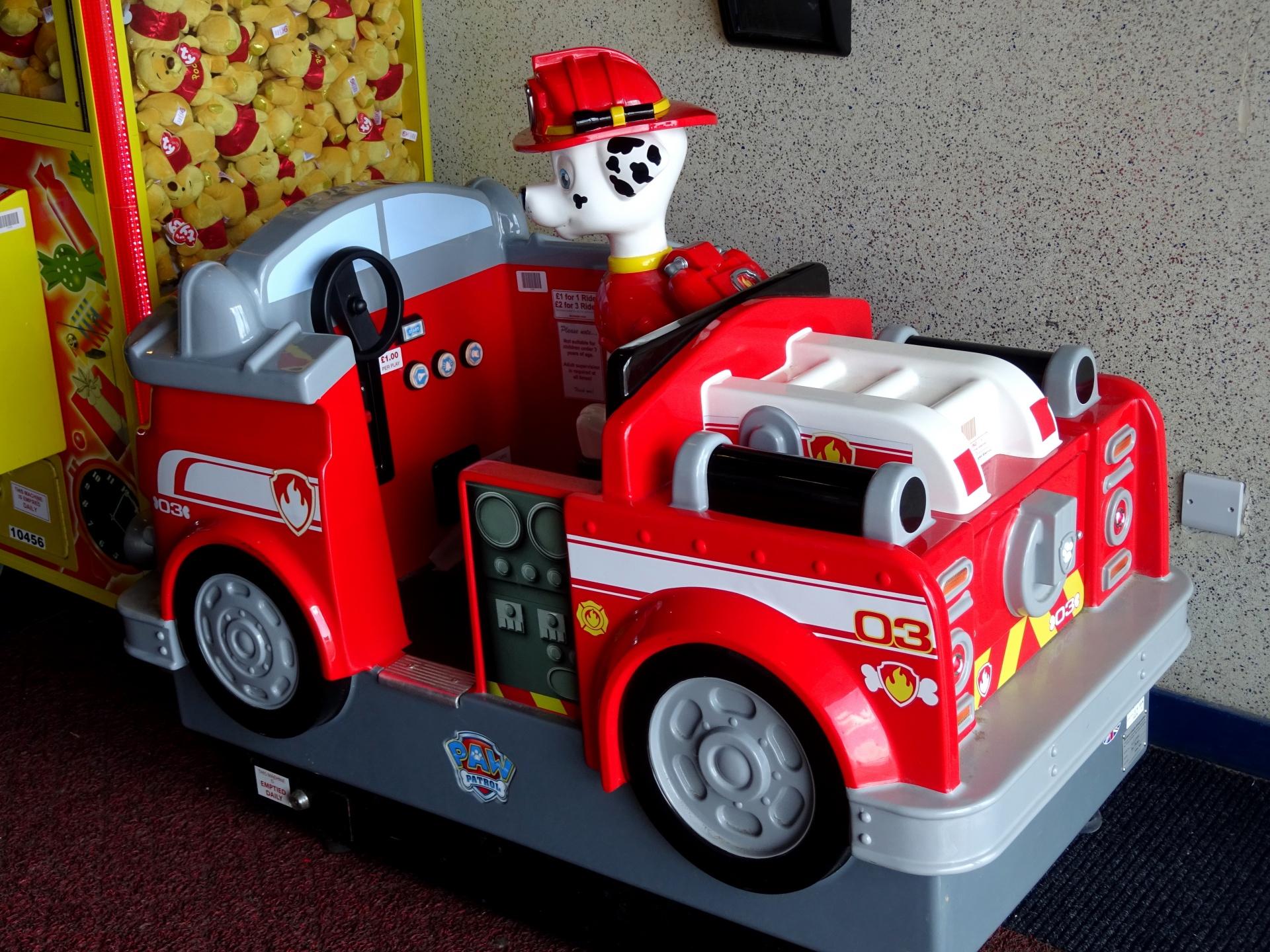 camión-de-bomberos