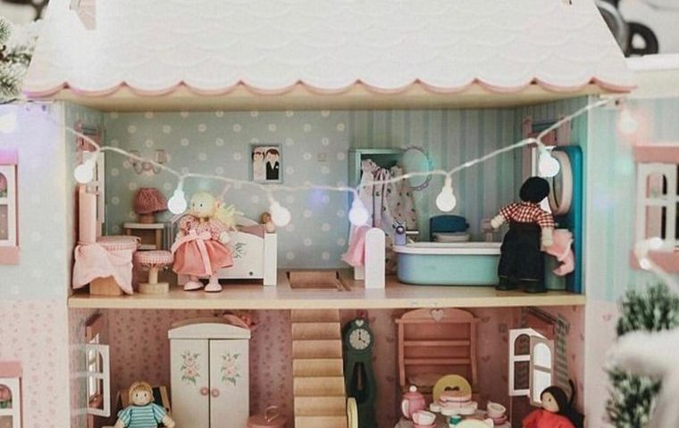 mejor casa de muñecas